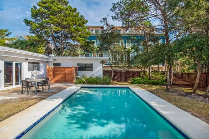 Heated Private Pool/0.2miles to Beach & Shops/Restaurants at Gulf Place, holiday rental in Santa Rosa Beach