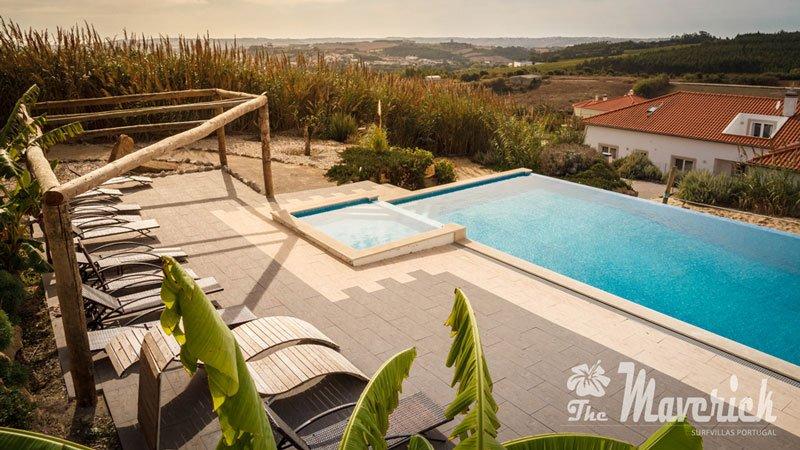 The Maverick Surfvillas Portugal - Villa 1, location de vacances à Lourinha