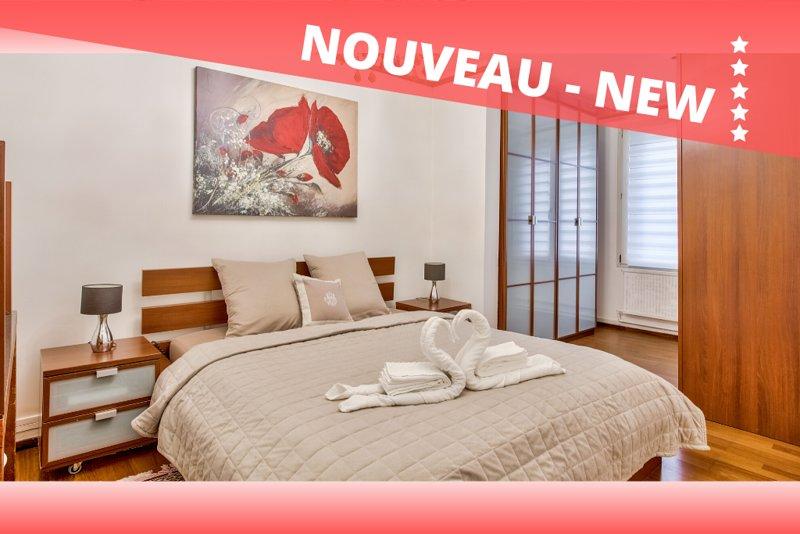 Un Air de Salon : aux portes du PARC EXPO, holiday rental in Roissy-en-France