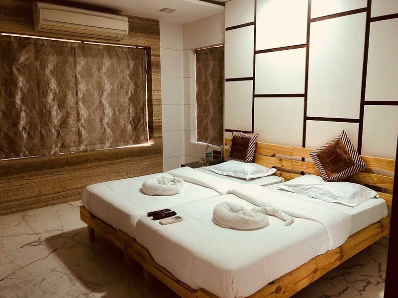 Economical Stay In Heart Of Mumbai – semesterbostad i Mumbai (Bombay)