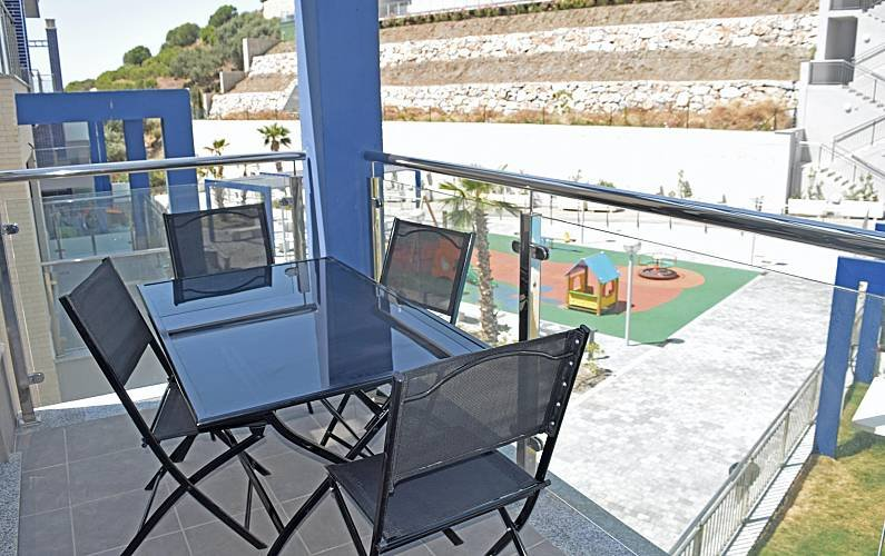 Nice apartment with shared pool, holiday rental in Lentegi