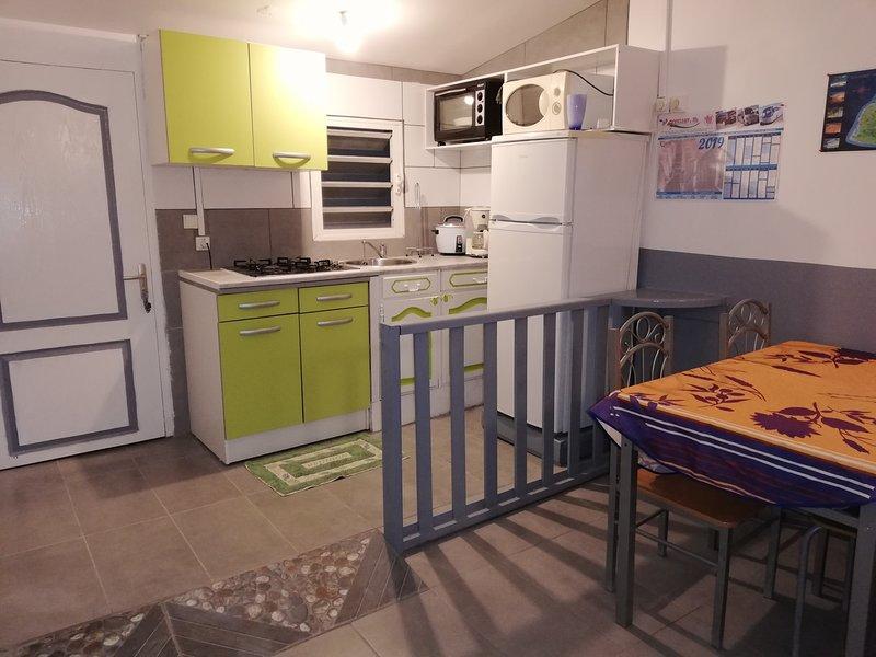Beautiful apartment with sea view, casa vacanza a La Possession