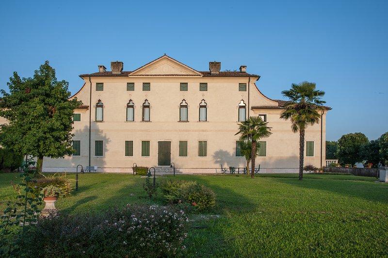 Villa Conti-Bassanese, location de vacances à Thiene