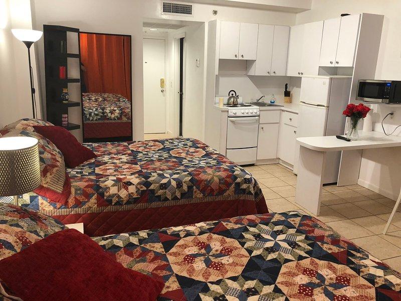 EXCELENTE STUDIO SOBRE LA PLAYA, holiday rental in North Bay Village