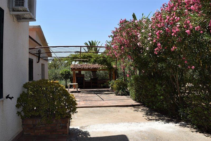 Le Muse Villa Polimnia, alquiler de vacaciones en Menfi