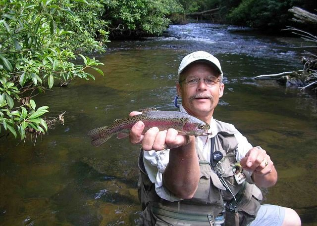 Creek Bend Escape_Dog Friendly_ Fishing River_Enchanted Mountain