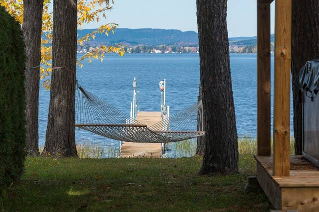 L'Aylmer-sur-le-Lac by Chalets Confort, Estrie, vacation rental in Thetford Mines