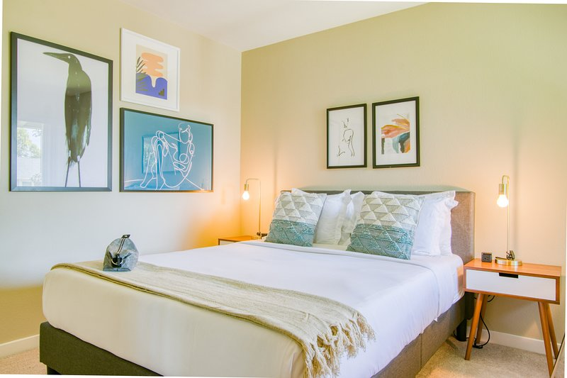 Cupertino 2BR near Google and Apple, vacation rental in Sunnyvale