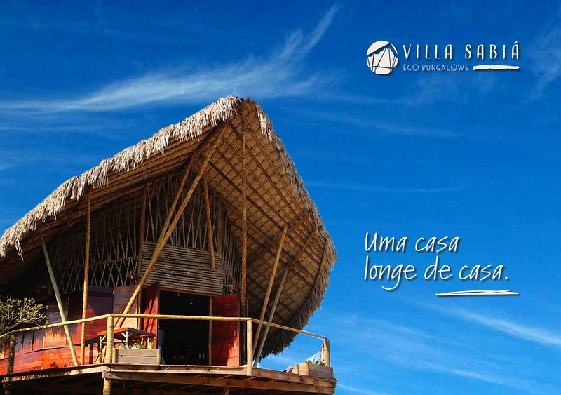 Villa Sabiá - Eco Bungalows, holiday rental in State of Ceara