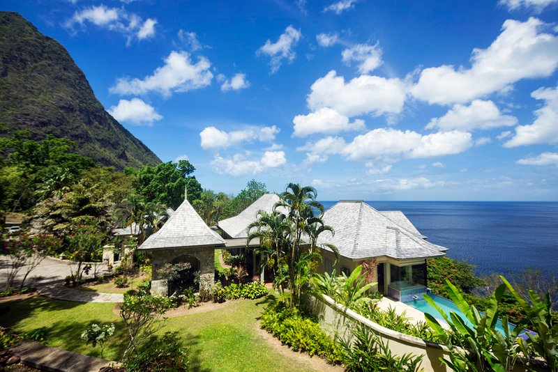 Ginger Lily - Couples Heaven, vacation rental in Soufriere