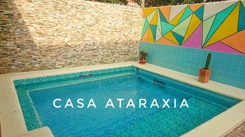 Casa Ataraxia, aluguéis de temporada em Santa Marta