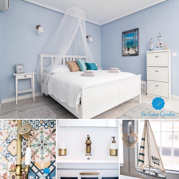 Spanish Villa La Casa Carden in Torrevieja, FREE WiFi, SHARED POOL, vacation rental in Torrevieja