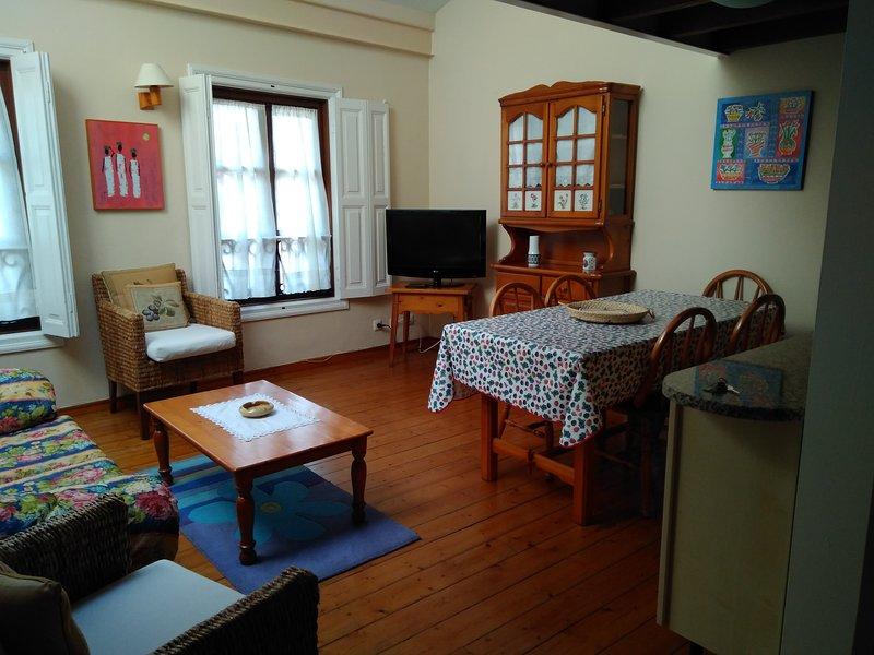 Amazing apartment near the beach, alquiler vacacional en Pancar