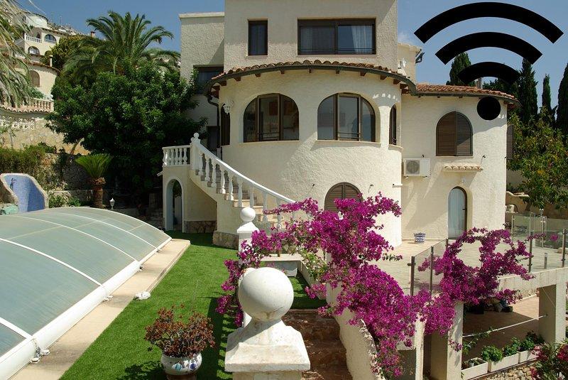 Villa Camelias, holiday rental in Benitachell
