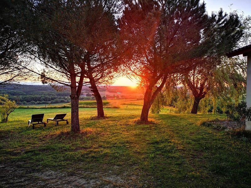 Domaine de Taulet - Gîte de charme 'Le crépuscule', vacation rental in Gers