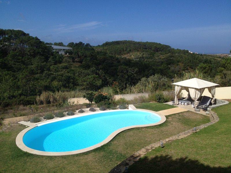 Kintinha - Fabulous Holiday Villa with Private Infinity Pool, casa vacanza a Gradil