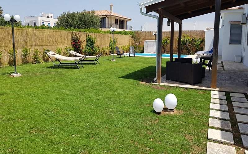 Villa Mamma Delfina, aluguéis de temporada em Cava d'Aliga