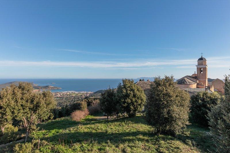Villa Aurora - Maison spacieuse - Vue Mer, holiday rental in Macinaggio