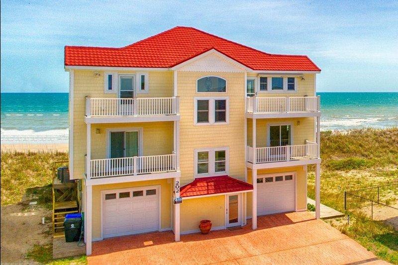 Ocean Vista Dr 202, Ferienwohnung in North Topsail Beach