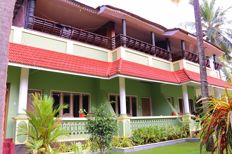 Divine Bliss Beach Resort, holiday rental in Varkala Town