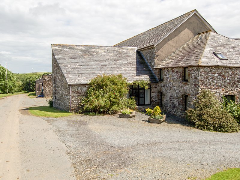 The Roundhouse, Kilkhampton, vacation rental in Morwenstow