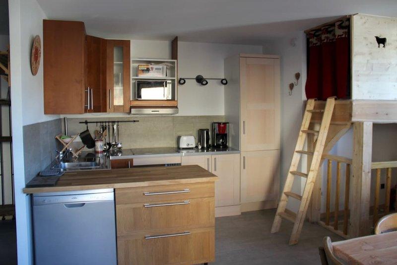 n°2 High standing - Chalet Establou, holiday rental in Vars