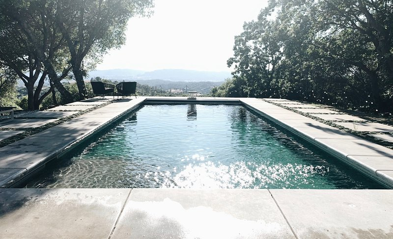 Hilltop Pool House, vacation rental in Valley Springs