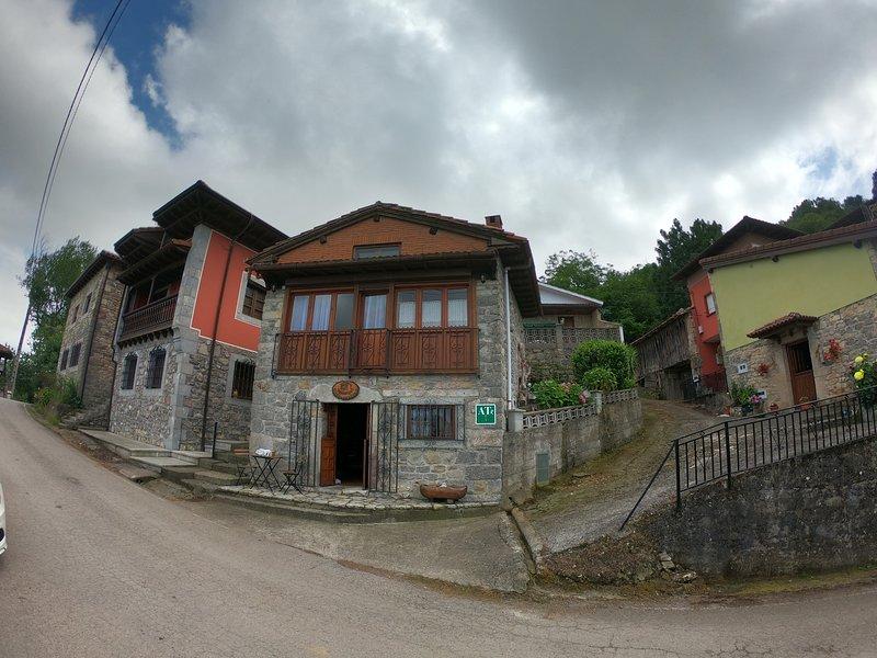 Casa Ritana, Ñeros de Seguencu, holiday rental in Seguencu
