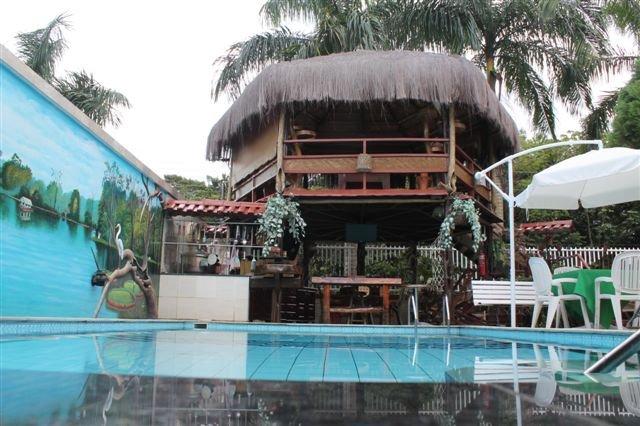 Casa de alto luxo para temporada, alquiler vacacional en Manaos