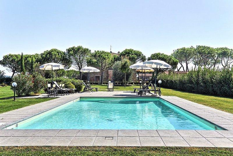 Pietraia Villa Sleeps 4 with Pool and Air Con - 5826122, holiday rental in Pietraia