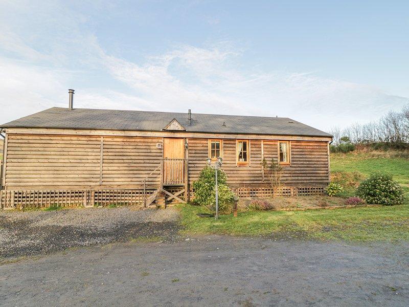 Caban Gwdihw ( Owl Cabin), Llanbrynmair, vacation rental in Llanbrynmair
