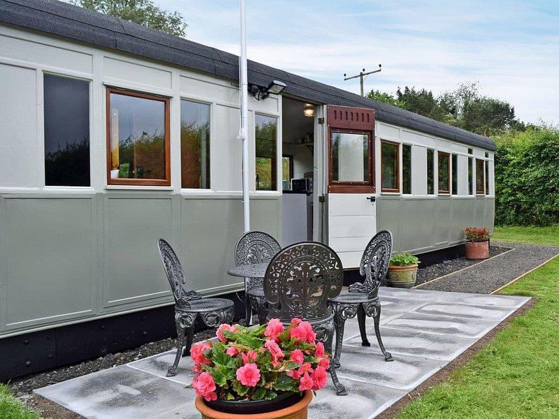 Italian Carriage-UKC3492, location de vacances à Stoke Ash