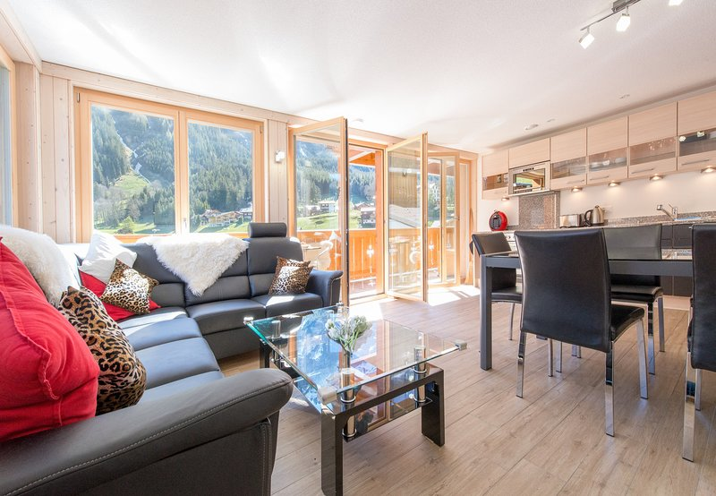 Chalet Belmont, vacation rental in Wengen