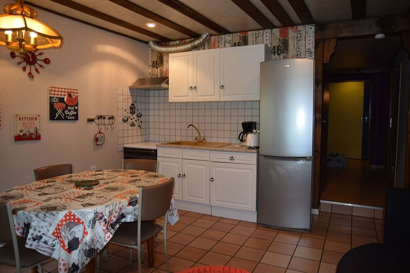Acconat-Gite 3 pièces 4 personnes, holiday rental in Belval
