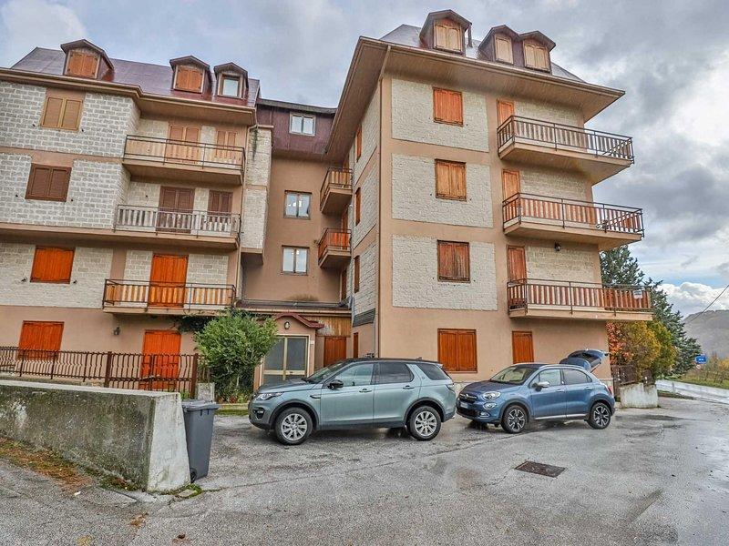 Appartamento a Roccaraso ID 3940, vacation rental in Vastogirardi