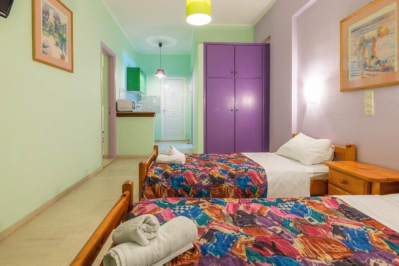 One-Bedroom Apartment, location de vacances à Porto Koukla