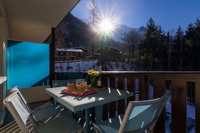 Apt. La Larze 58 Chalet in Chamonix