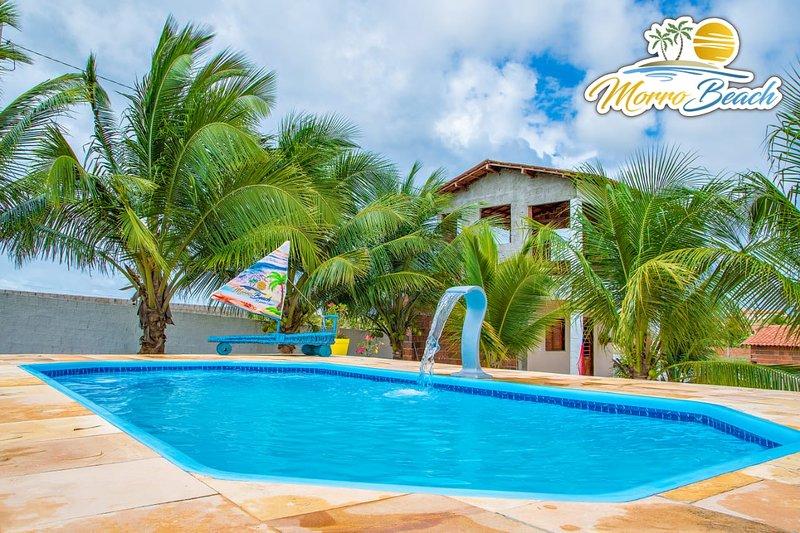 Morro Beach Itarema, vacation rental in Itarema