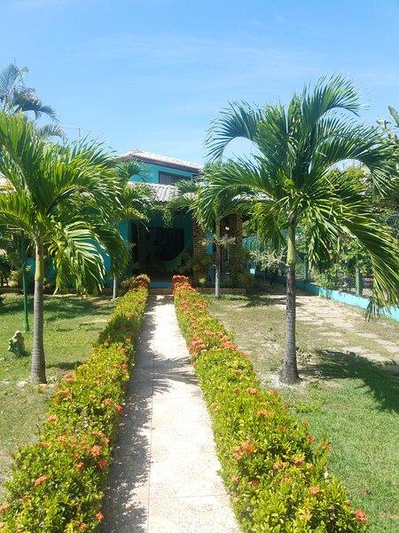 A casa da Lagoa, vacation rental in Salvador
