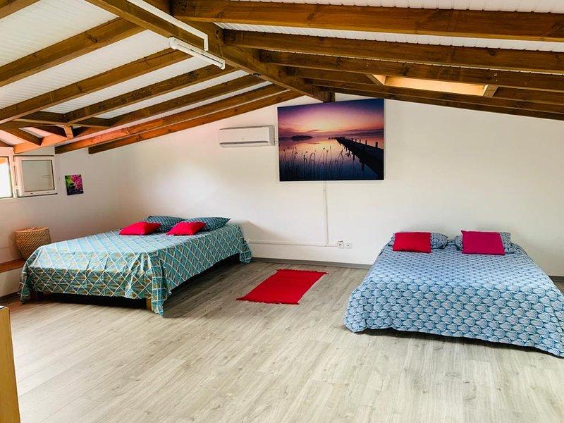 Beautiful villa with swimming-pool, vacation rental in Anse-Bertrand