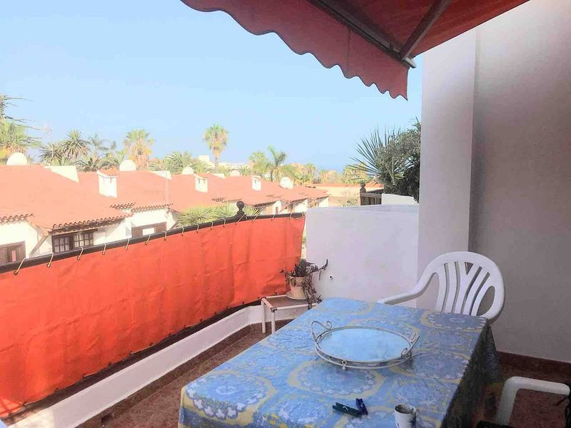 Amazing apt with sea view & balcony, vacation rental in Puerto de la Cruz