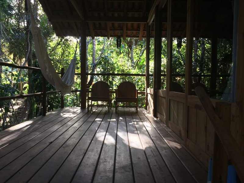 RESIDENCIA CASA DOS MACACOS, holiday rental in Curuipe