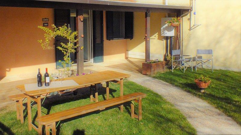 MARTA'S COTTAGE alloggio nel centro di Jesi, vacation rental in Jesi