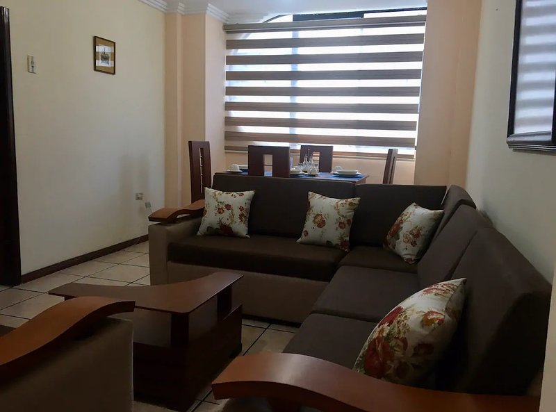 Confortable mini departamento, holiday rental in Loja Province