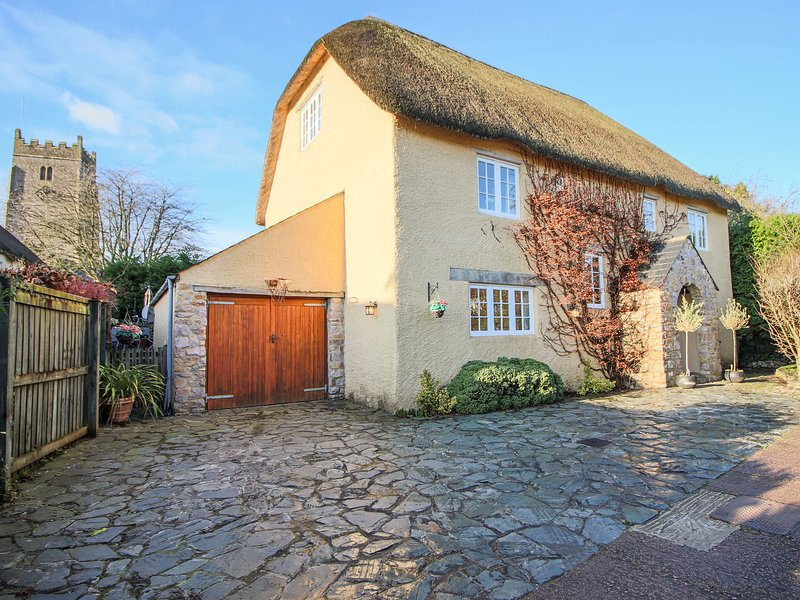Church Thatch, Abbotskerswell, holiday rental in Newton Abbot