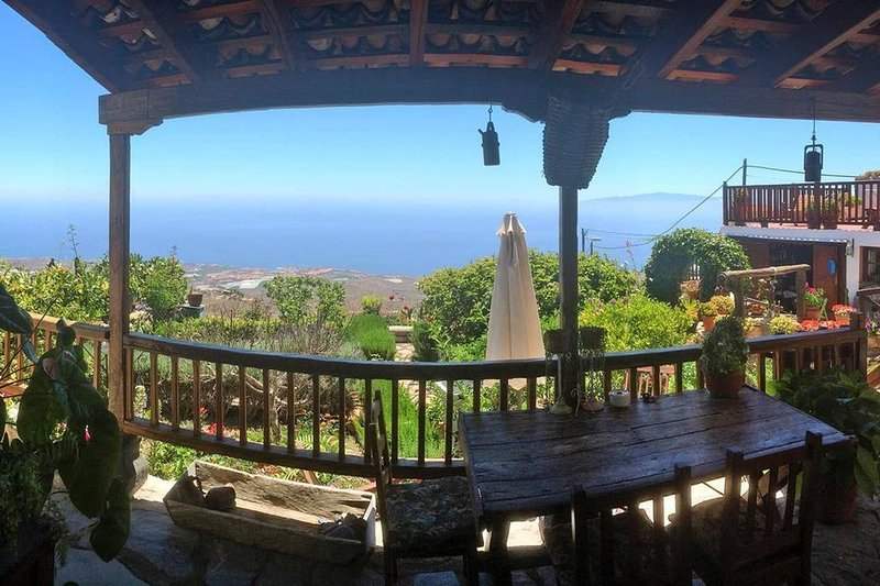 Amazing house with sea view & Wifi, vacation rental in Tijoco Bajo