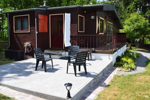 Nice house with garden & terrace, holiday rental in Werpin