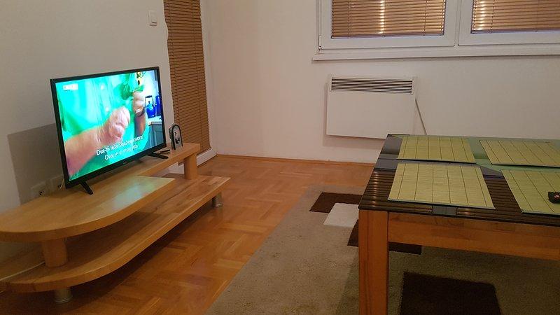 AV apartment for 4, holiday rental in Lukavica