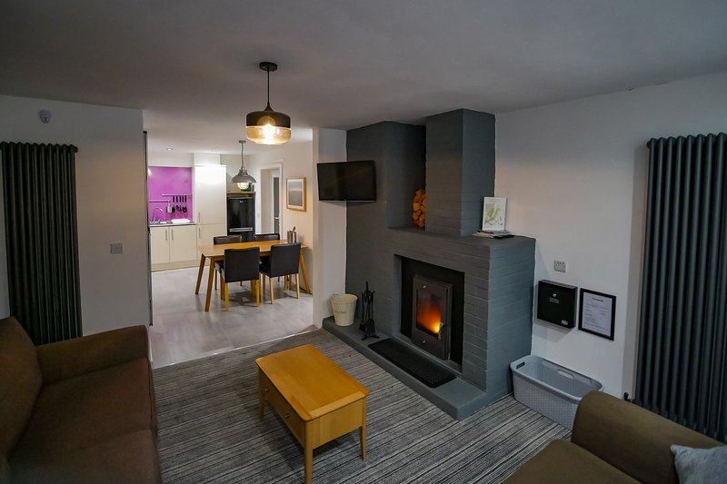 Canyon cottage - stunning walks from the doorstep, holiday rental in Abercraf