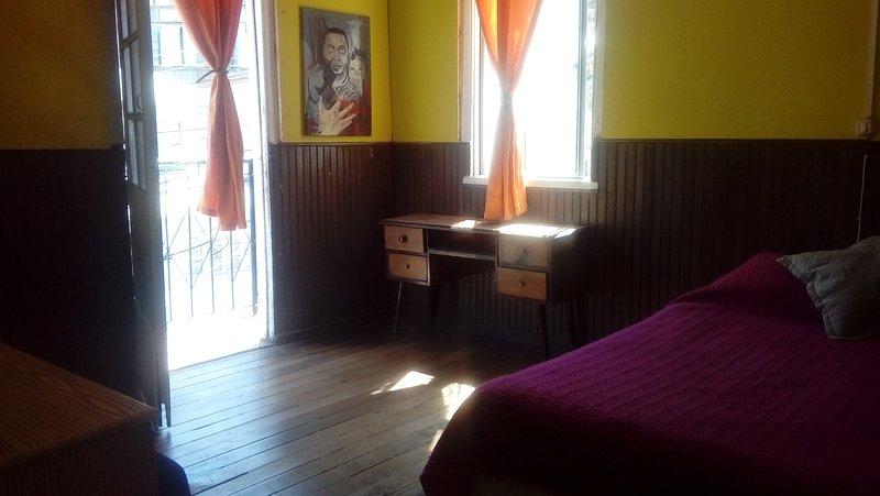 CASA JUNTA, holiday rental in Valparaiso